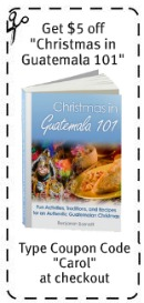 Christmas in Guatemala Coupon Code